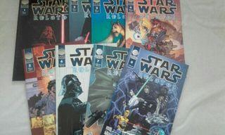 Star Wars Relatos