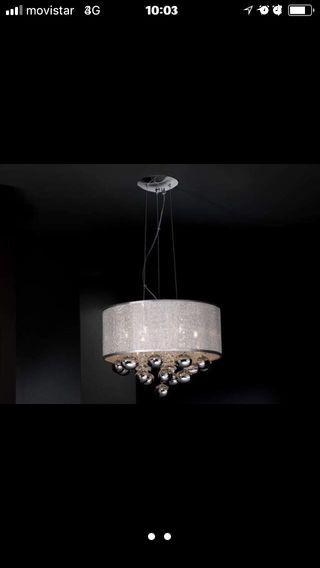 Lampara colgante Diseño 30w LED OFERTA
