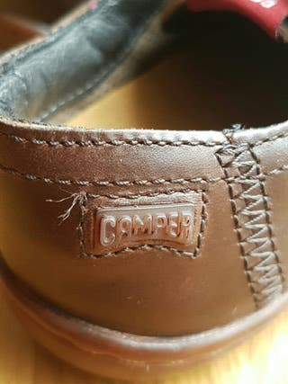 En Camper 25 Por Mano Niño Segunda € Zapatos Peu Unisex Niña De gqcBZUa