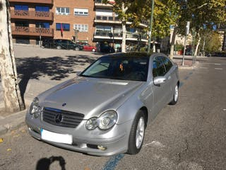 Mercedes-Benz Clase C 220 cdi sportcoupe