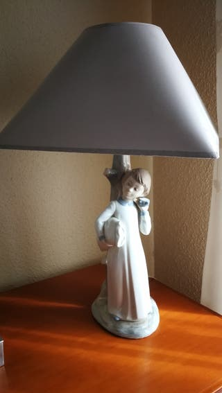 lámpara porcelana zaphin