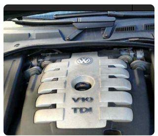 motor touareg v10 ayh