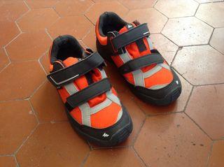 Zapatillas de montaña niño