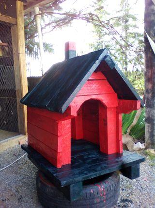 casita de mascotas
