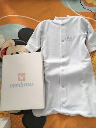 Pijama saco bebe