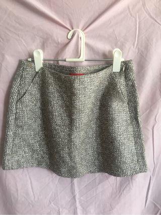 Minifalda EDC, talla 38.