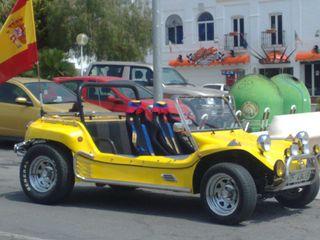 Volkswagen buggy buggy año 1968