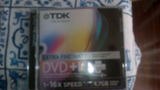 Dvd regrabables nuevos