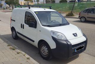 Peugeot Bipper (Nemo, Fiorino) con GPS y Camara