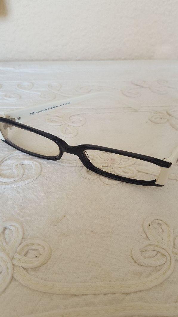 Montura para gafas graduadas carolina herrera 202 de segunda mano ...