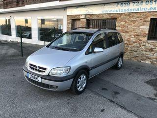 Opel Zafira DTi 7 Plazas