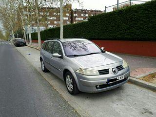 Renault Megane Grand Tour 2004