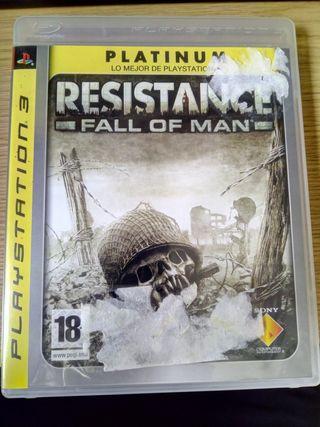Resistance Trilogía