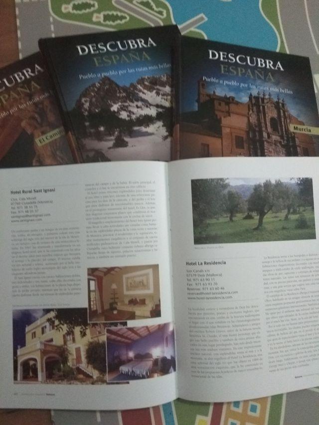 colección descubra España