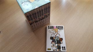 Comic Manga Soul Eater tomos 1 al 11 con cofre