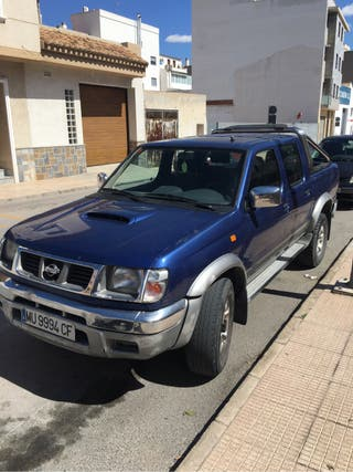 Nissan Pick-up navarra 2001 4x4 2.5 intercooler
