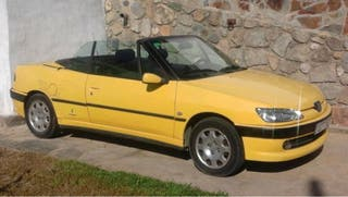 Peugeot 306 Cabrio 1.6