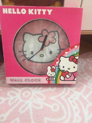Reloj de pared Hello Kitty