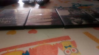 vendo peliculas ha DVD HA 4€