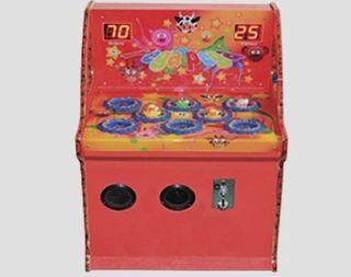 máquinas recreativa Pega Pega