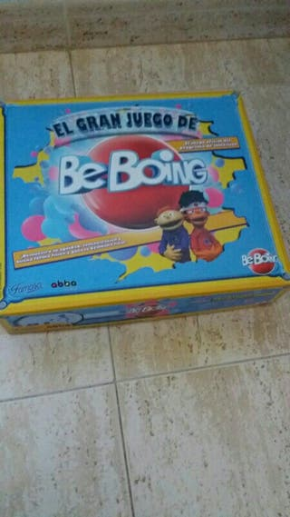 Juego BE BOING