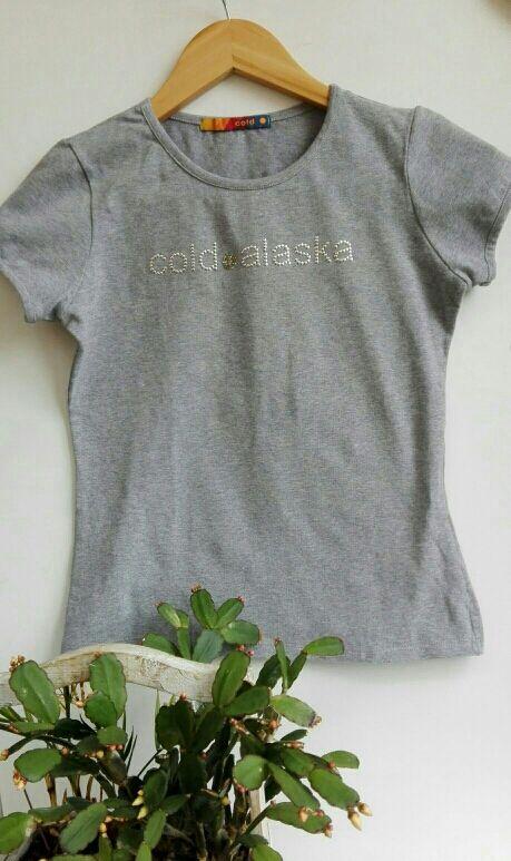 Camiseta COLD T S MUY BUEN ESTADO, DE CALIDAD