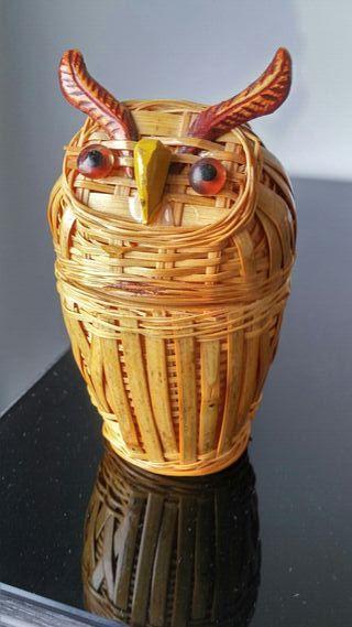 bote buho bambu
