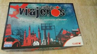 juego CALLEJEROS VIAJEROS