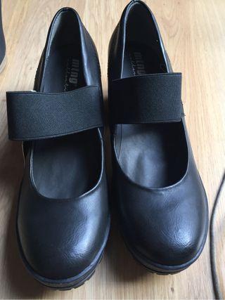 Zapato mustang