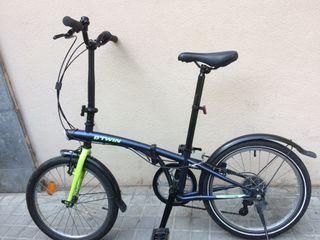 BTWIN Hoptown 320 Bicicleta plegable
