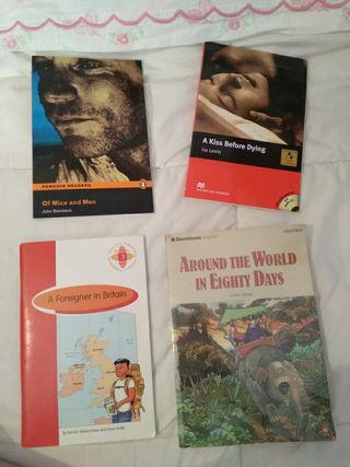 Libros en Inglés para aprender
