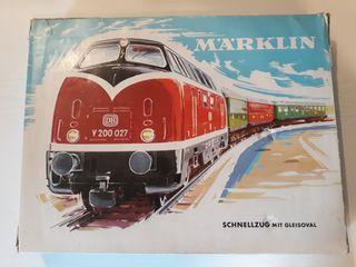 Märklin set trenes 3121