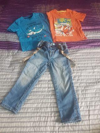 lote ropa niño 2/4 años