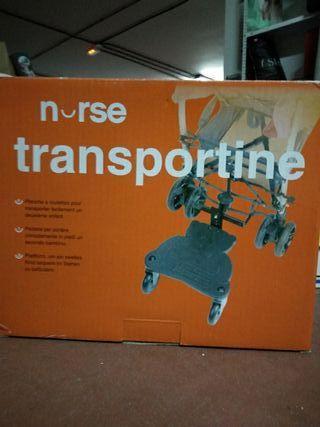 Transpotin carrito