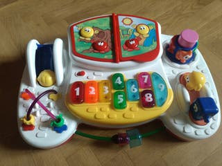 Juguete infantil de actividades bebé