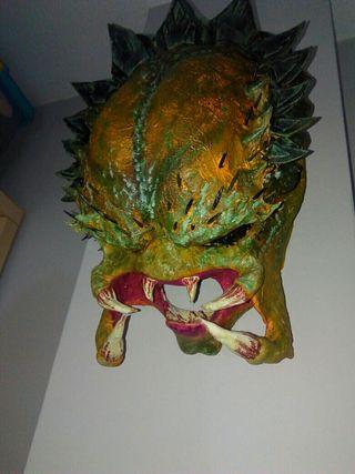 mascara predador