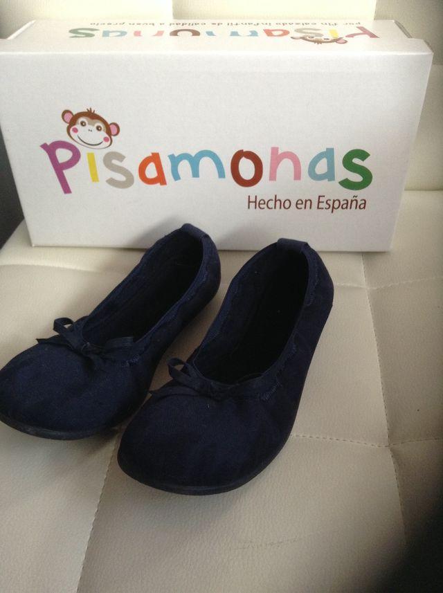 bajo precio 50983 370e5 Manoletinas, Merceditas niña (Pisamonas) de segunda mano por ...