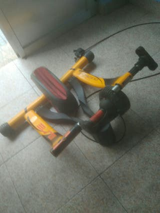 rodillo de bicicleta