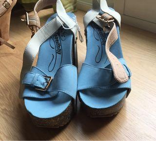 Zapato sandalia xti