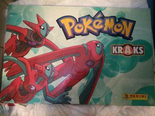 Coleccion completa de Tazos Pokemon KRAKS - Panini