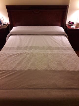 Edredón para cama de (1,50m-1,80m)