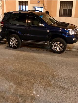 Se Vende Toyota Land Cruiser Perfecto