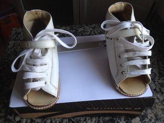 Zapatos ortepedicos para niñ@s