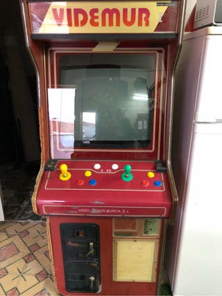 Maquina Recreativa Videomur I