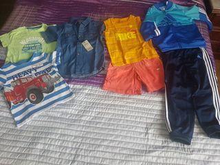 lote ropa niño 3/4 años