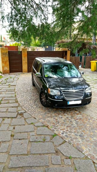 Chrysler Grand voyager limited