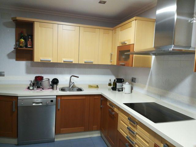 Muebles de cocina de segunda mano por 3.000 € en Albacete en WALLAPOP