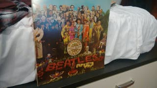 The Beattles Sgt Peppers Lonely Hearts vinilo