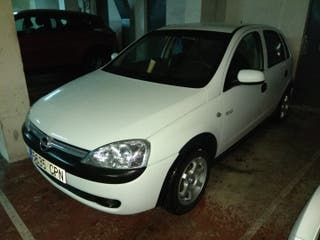 Vendo o cambio por furgoneta Opel Corsa C 1.7 DTI