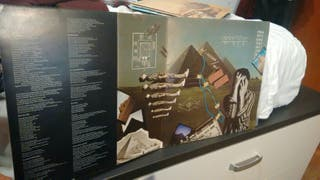 The Alan Parsons Project Pyramid vinilo